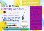 Let It Shine Cleaning Services