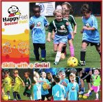 HappyFeet Soccer FUN! For Your Little One!