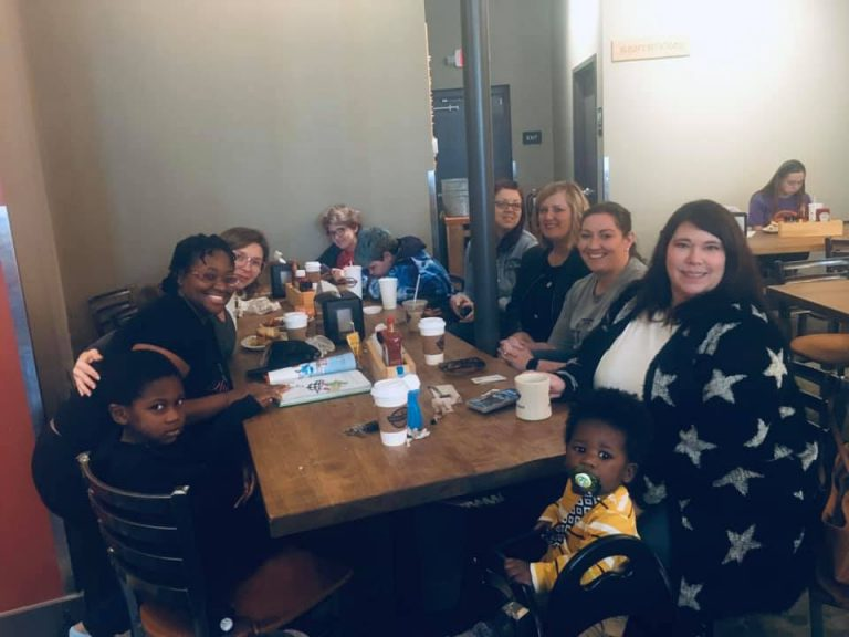 Meetup at Maple Street Biscuit Company
